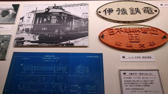 坊ちゃん列車ミュージアム