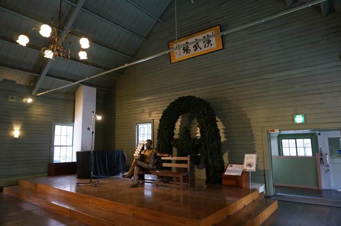 札幌時計台演舞場