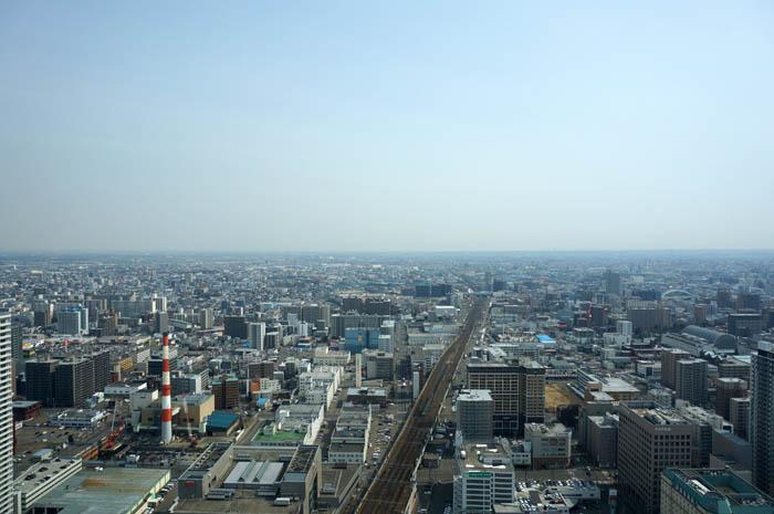 札幌市眺望