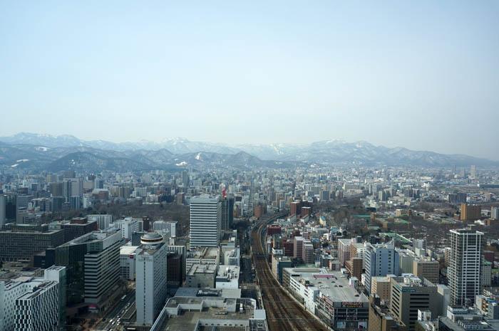 札幌市展望