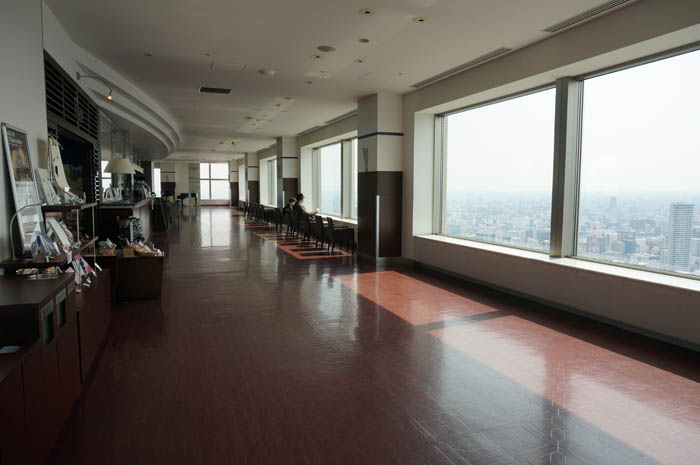 JRタワー展望室