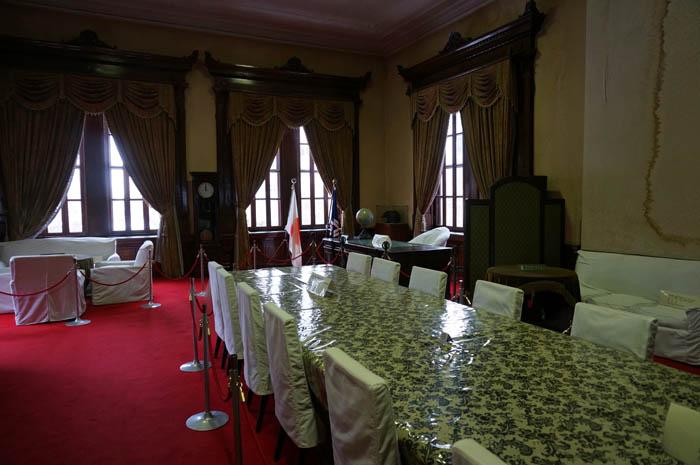赤れんが庁舎記念室