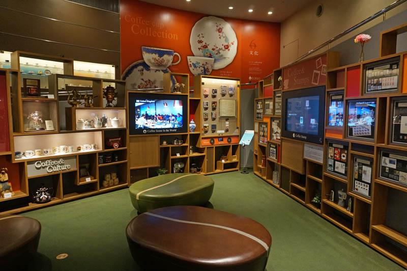 UCCコーヒー博物館