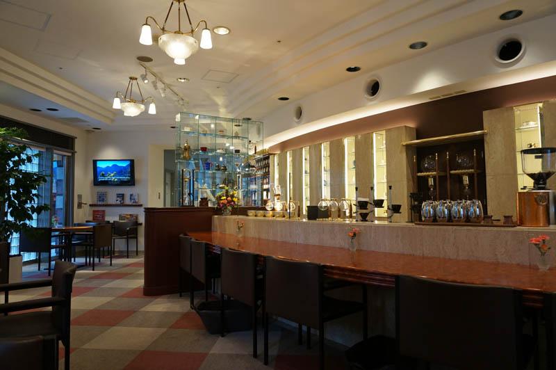 UCCコーヒー博物館コーヒーロード