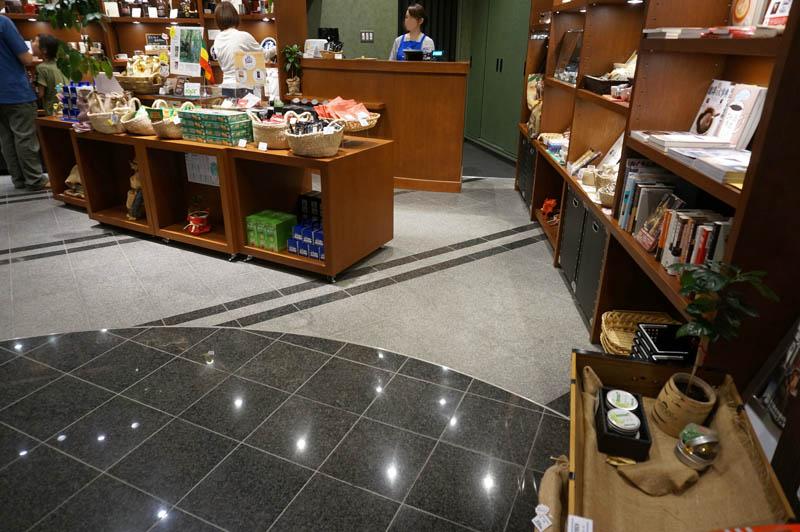 UCCコーヒー博物館ショップ