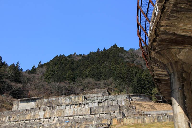 神子畑選鉱所跡