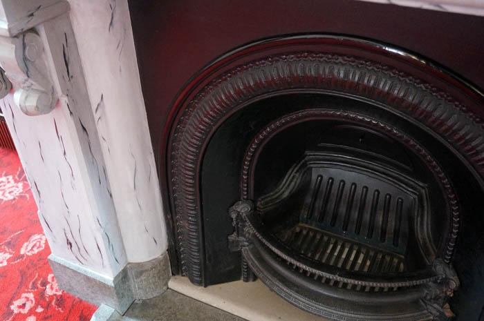 豊平館暖炉