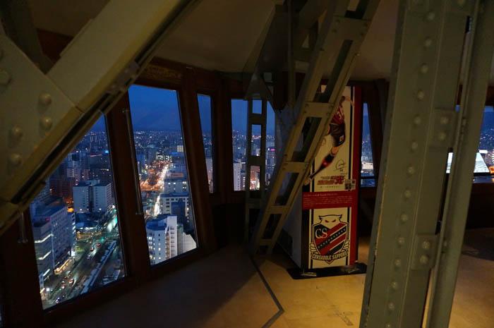 さっぽろテレビ塔展望室