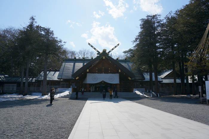北海道神宮本殿