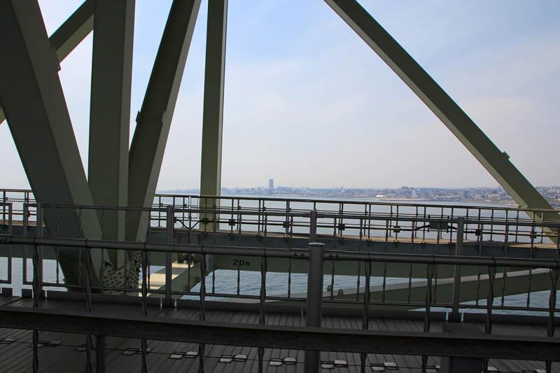 明石海峡大橋海上ウォーク
