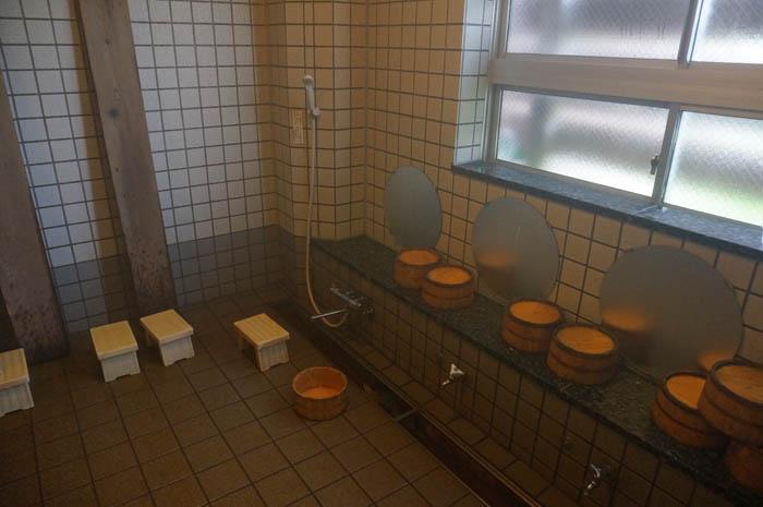 温泉小屋お風呂