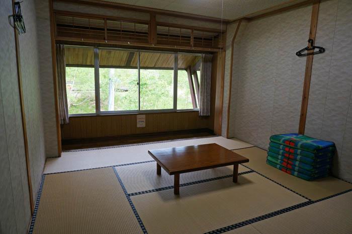 温泉小屋客室