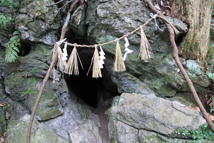 天の岩戸風穴