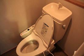 蓼科グランドホテル滝の湯トイレ