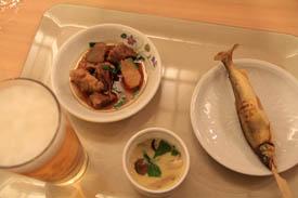 蓼科グランドホテル滝の湯夕食ブッフェ