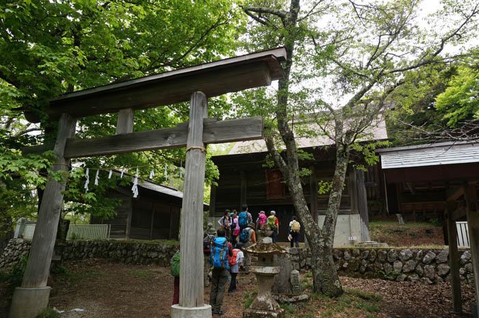 武甲山御岳神社