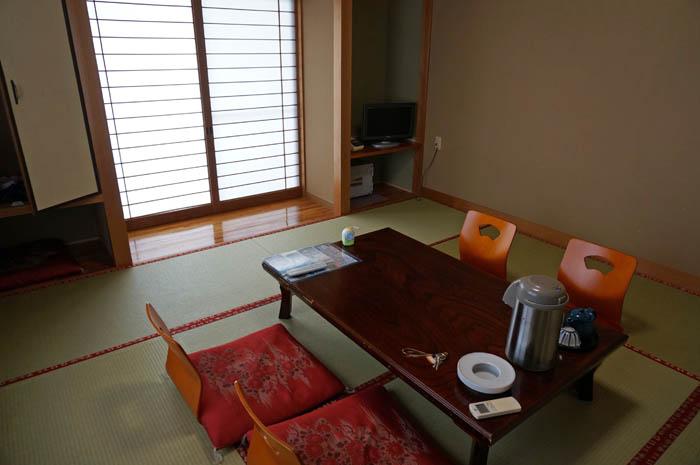 旅館いび客室