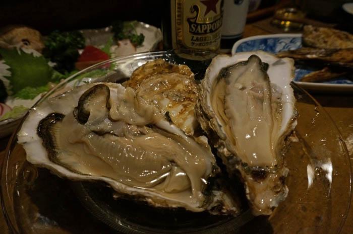 酒希ぼんてん牡蠣