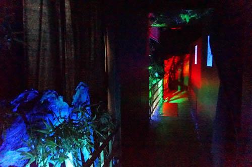 桃太郎からくり博物館鬼の洞窟