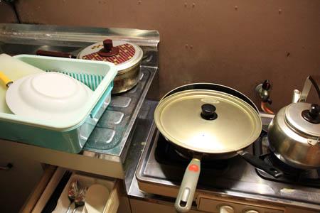 森のリゾート小梨キッチン