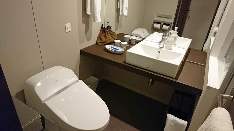ダイワロイネットホテル松山トイレ