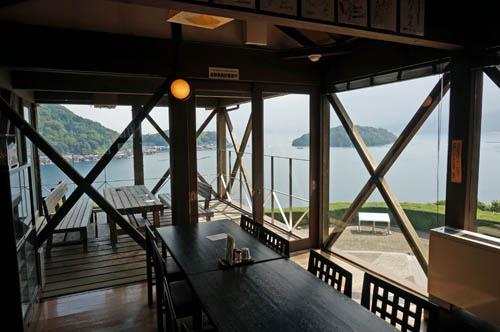 道の駅舟屋の里伊根レストラン舟屋