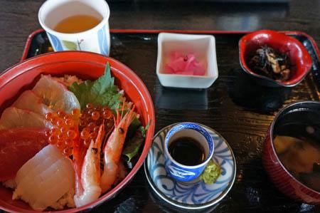 道の駅舟屋の里伊根レストラン舟屋舟屋海鮮丼