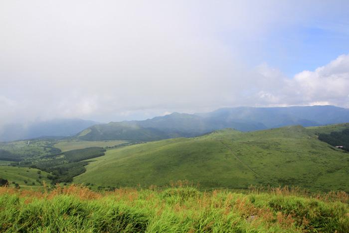 車山からの霧ヶ峰
