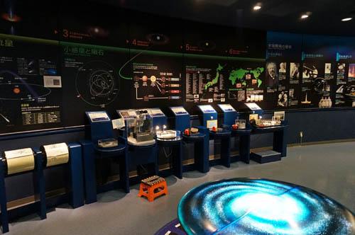 明石市立天文科学館