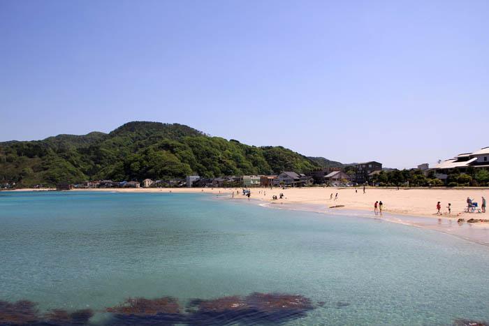 竹野浜海水浴證