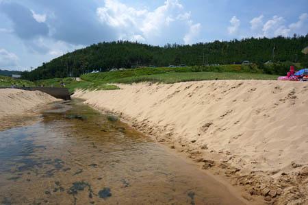 琴引浜海水浴場