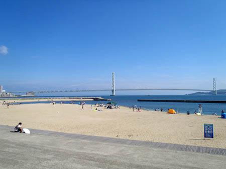 大蔵海岸海水浴場