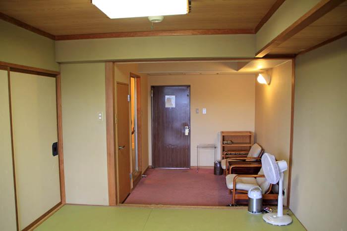 ホテル晴明館客室