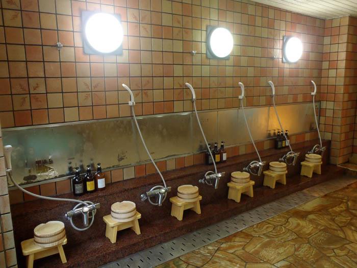 ホテル晴明館大浴場