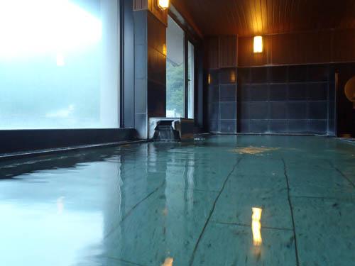 山岸旅館河口湖展望大浴場