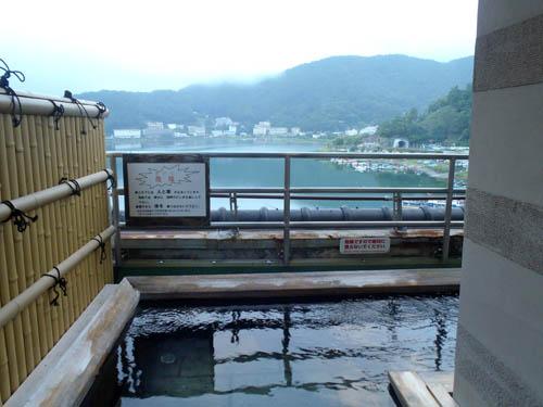 山岸旅館檜展望露天風呂