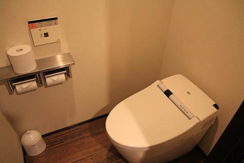 山岸旅館トイレ
