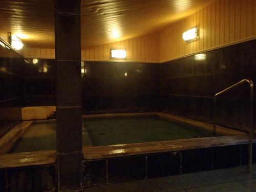 山岸旅館雲上風呂
