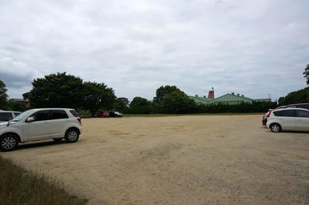 淡路島牧場駐車場