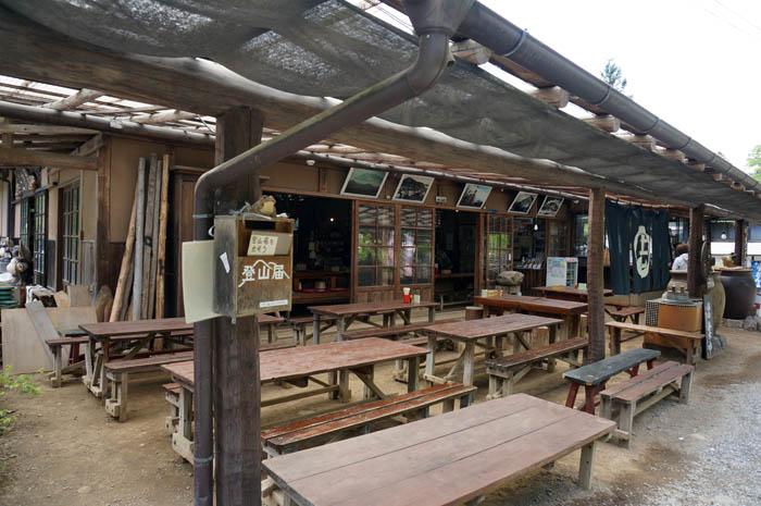 橋立鍾乳洞蕎麦屋