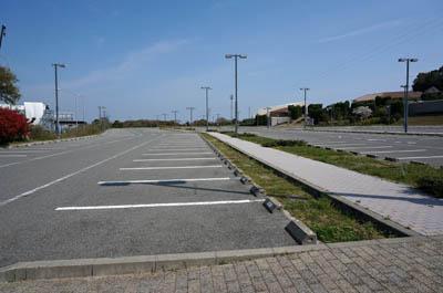 淡路ハイウェイオアシス駐車場