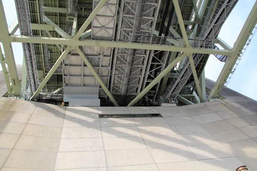 明石海峡大橋アンカーブロック