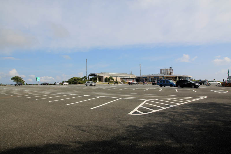 鳥羽展望台駐車場
