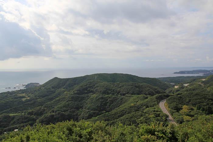 箱田山園地からのパールロード