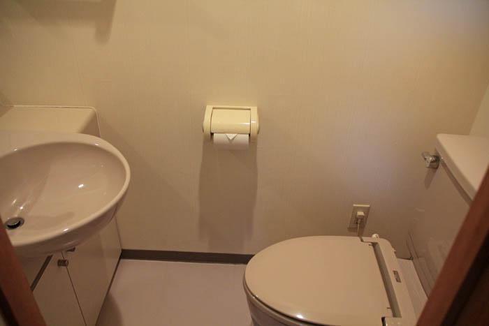 白馬ホテルグローリアストイレ