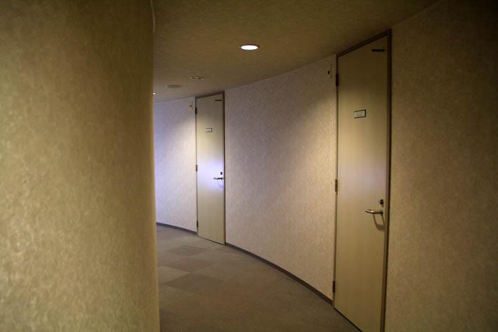 白馬ホテルグローリアス廊下