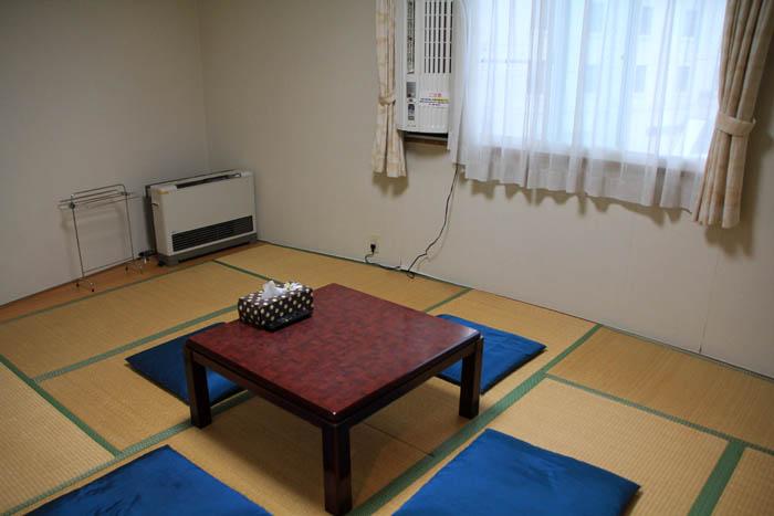 白馬ホテルグローリアス和室