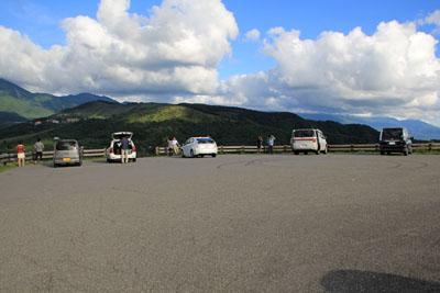 白樺湖展望台