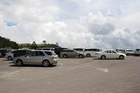 美ヶ原駐車場