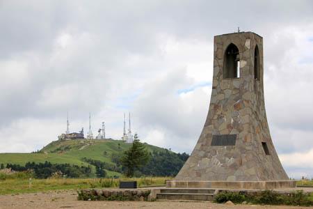 美しの塔と王ヶ頭